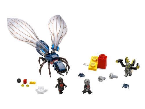 Animal set 76039 Ant-Man Final Battle NEW LEGO Land Ant Dark Blue x 2