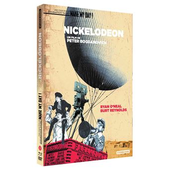 NICKELODEON-FR-BLURAY+DVD