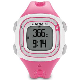 gps garmin montre forerunner 10 course rose taille femme montre connect e achat prix. Black Bedroom Furniture Sets. Home Design Ideas