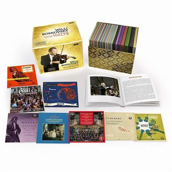 COMPLETE DECCA RECORDINGS/50CD