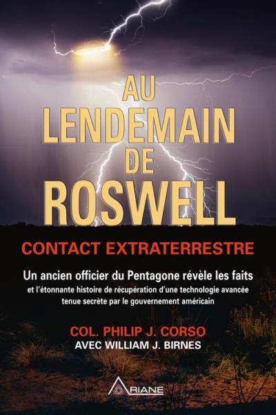 Au lendemain de Roswell - Contact extraterrestre - 9782896264001 - 15,99 €