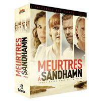 Coffret Meurtres à Sandhamn Saisons 1 à 9 DVD