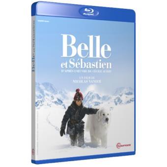 Belle et Sébastien Blu-ray