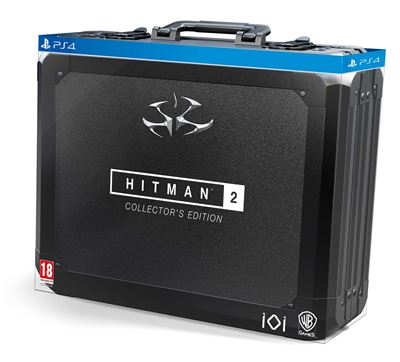 Hitman 2 Edition Collector PS4