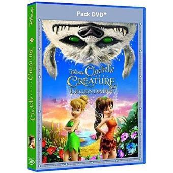 Fée ClochetteClochette et la créature légendaire DVD