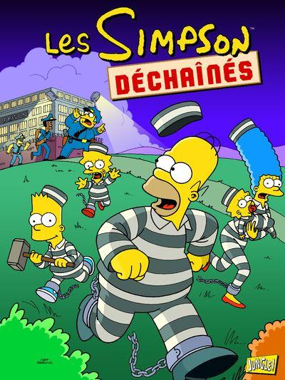 Les Simpson - tome 28 Déchaînés