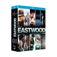 Coffret Clint Eastwood 10 Films Blu-ray