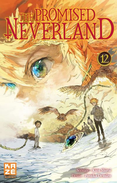 The Promised Neverland T12 - 9782820338983 - 4,99 €