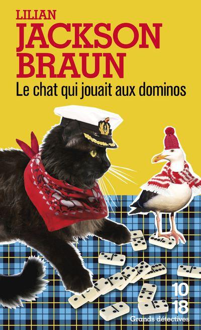 Les enquêtes de Jim Qwilleran et de ses deux chats siamois -  : Le chat qui jouait aux dominos