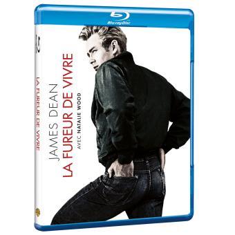 La fureur de vivre Blu-Ray