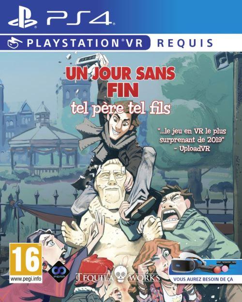 Un Jour Sans Fin Tel Père Tel Fils PS4 VR