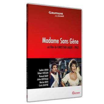 MADAME SANS GENE-FR