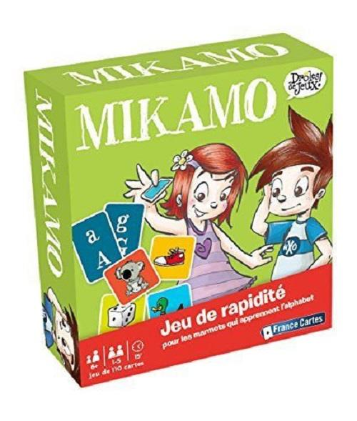 Mikamo France Cartes