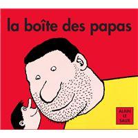 Boite des papas 1 - rouge (coffret 4v)