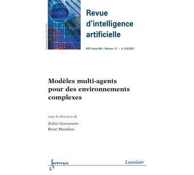 Modeles multiagents pour des environnements complexes revue