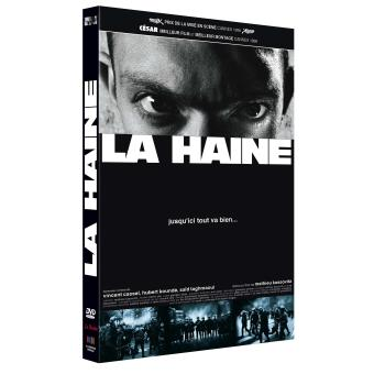 La haine DVD