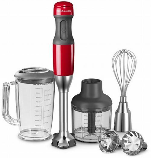 Mixeur plongeant KitchenAid 5KHB2571EER Rouge