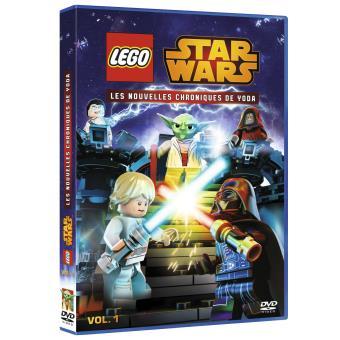 Star WarsLego Star Wars Les nouvelles chroniques de Yoda Volume 1 DVD
