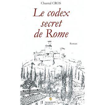 Le codex secret de Rome