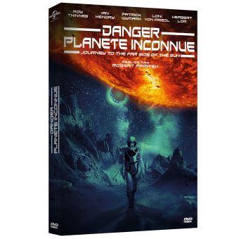 Danger : Planète inconnue DVD