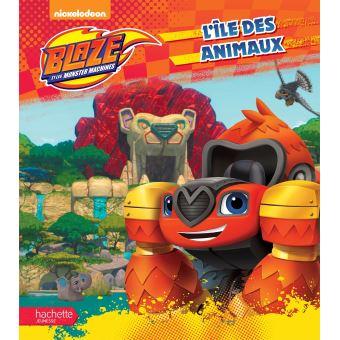 Blaze et les Monster MachinesL'île des animaux