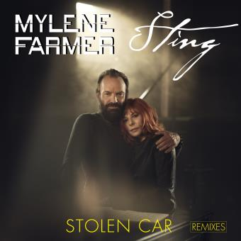 Stolen Car Remixes  45 Tours