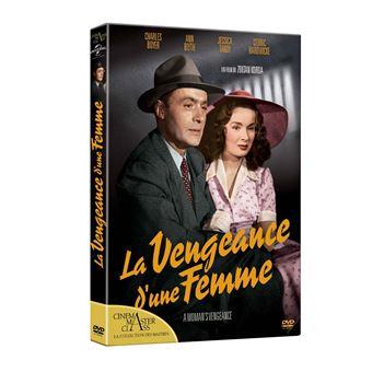 La Vengeance d'une femme DVD
