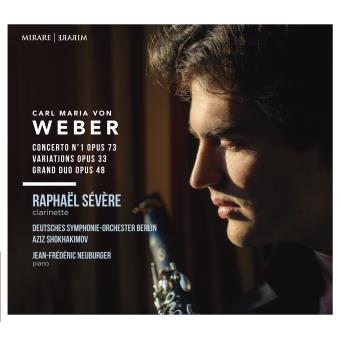 Concerto pour clarinette n1 op73