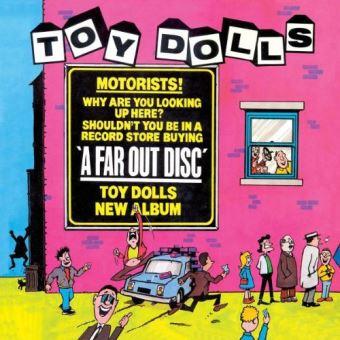 A Far Out Disc Digipack