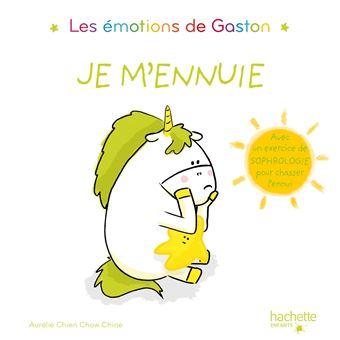 Les émotions de GastonGaston - Je m'ennuie