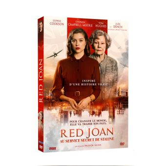 Red Joan au service secret de Staline DVD