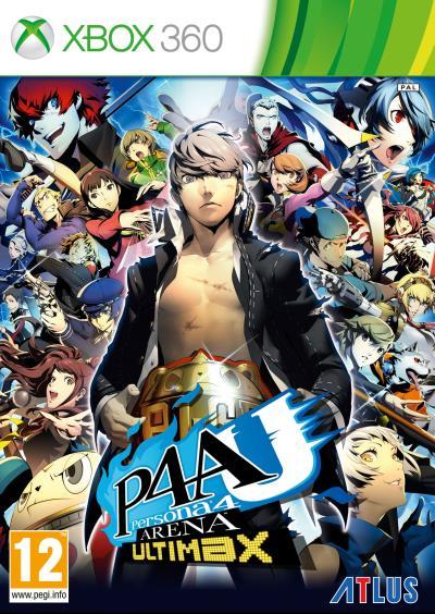 Persona 4 : Arena Ultimax Xbox 360