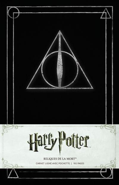Harry Potter -  : Carnet Reliques de la mort