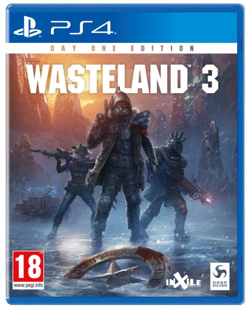 Wasteland 3 Edition Day One PS4