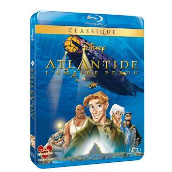 Atlantide, l'Empire perdu Blu-Ray