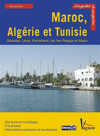 Guide Imray Maroc, Algérie et Tunisie