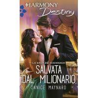 Seduzione Imprevista Harmony Destiny La Saga Dei Kavanagh