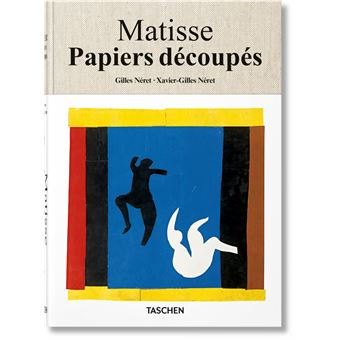 Henri Matisse. Les papiers découpés. Dessiner avec des ciseaux
