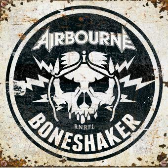 Boneshaker - LP Ivory  Vinil 12''