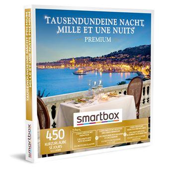 Coffret cadeau Smartbox Mille et une Nuits Premium
