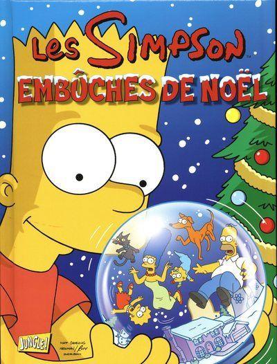 Les Simpson - Spécial fêtes - tome 1 Embuches de noël