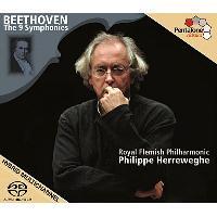 The 9 Symphonies [Box-set, Hybrid Sacd]