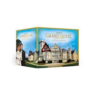 Grand HotelGrand Hôtel Edition Deluxe limitée Saisons 1 à 5 Coffret DVD