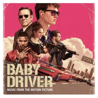 Baby Driver OST (2CD)