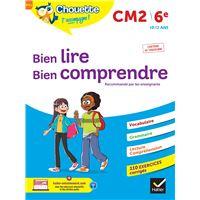 Bien lire Bien comprendre CM2-6ème  Cycle 3 Workbook