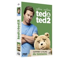 Coffret Ted + Ted 2 DVD
