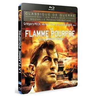 La flamme pourpre Blu-Ray