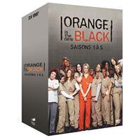 Coffret Orange Is the New Black Saisons 1 à 5 DVD