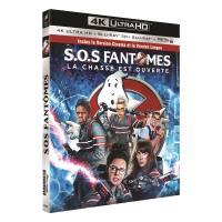 SOS fantômes 3 Blu-ray 4K Ultra HD