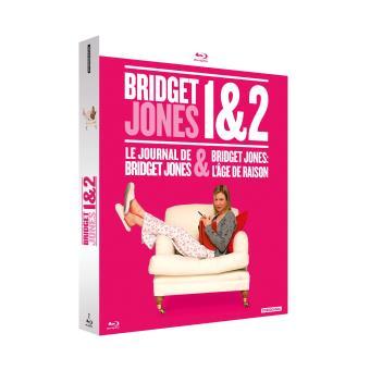 Bridget JonesBridget Jones 1 & 2  Blu-ray